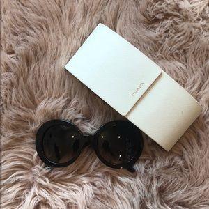 Prada Baroque Sunglasses